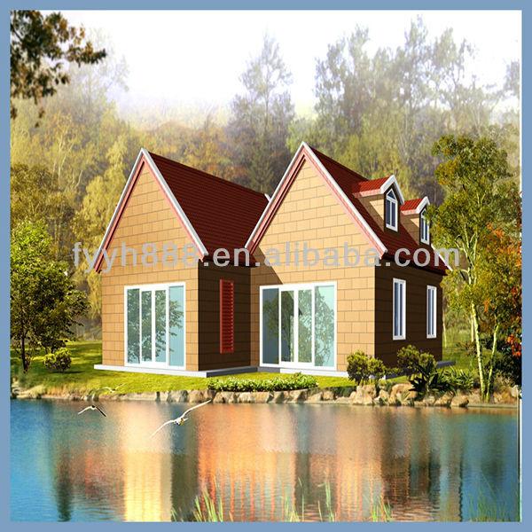 Prefabricated Farm House Prefab Modular Villa For Sale