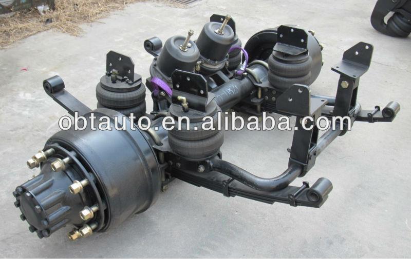 Truck Trailer Air Suspension System - Buy Atv Suspension ...