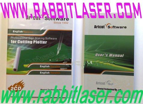 Wholesale King Rabbit vinyl sticker paper cutting plotter with ...