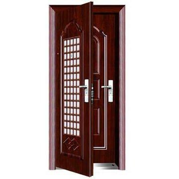 Steel Wood Edge Door Buy Edge Door Safety Door Product On
