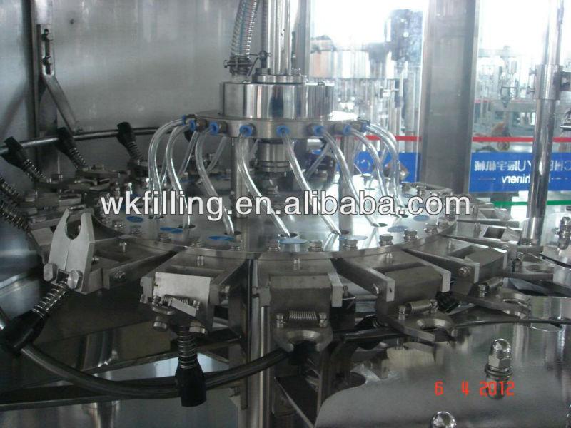 commercial bottling machine