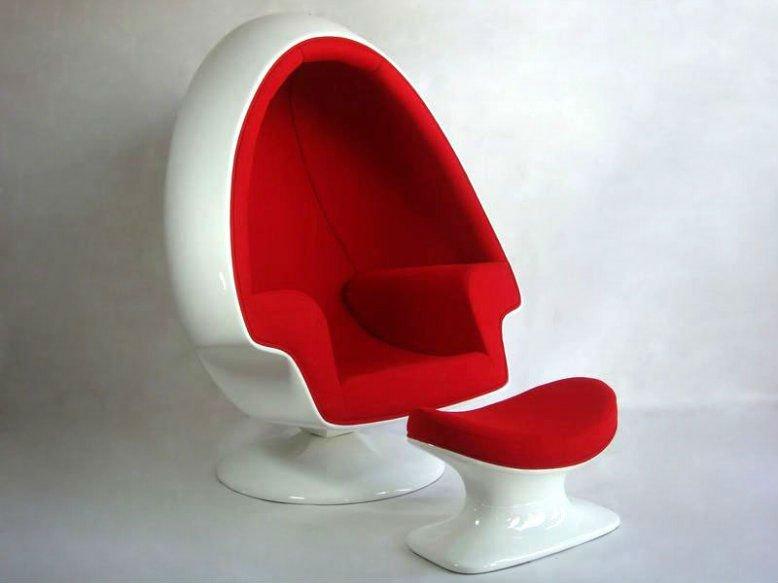 Alpha egg ball chair china modern classic designer fiberglass furniture factory buy replica - Fiberglass egg chair ...