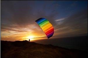power traction kite