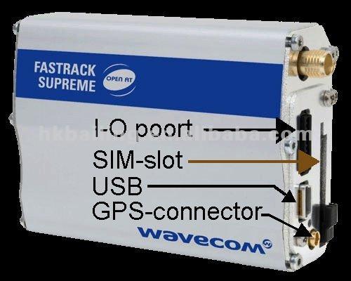 Wavecom fastrack supreme 20 gprs modem ,original France wavecom top rated modem