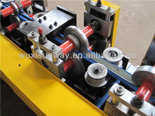 square rolling machine