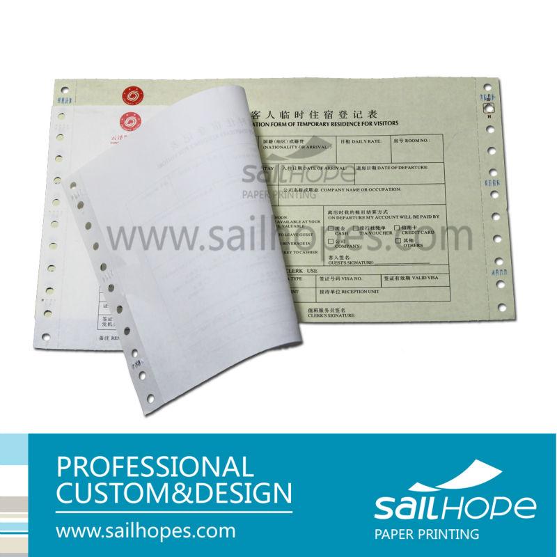 preprinted cashsales receipt paper template View preprinted – Printing Paper Template