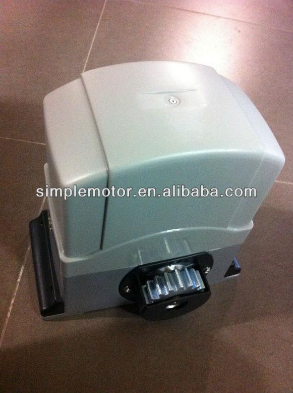 Ac Motor Automatic Sliding Gate Operators 550w Sliding