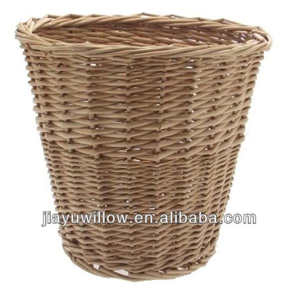 Cheap Natural Wicker Waste Basket Buy Wicker Waste