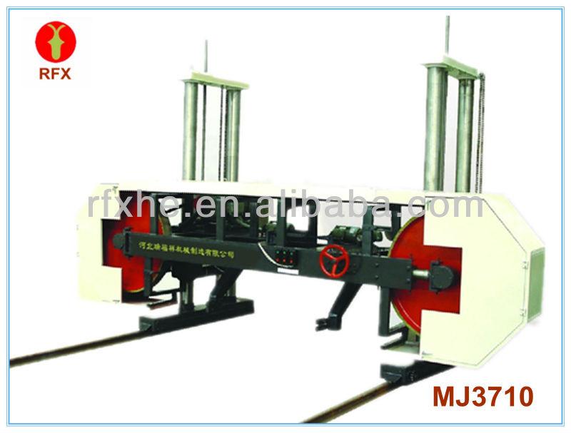 Mj3710 2m Log Cutting Horizontal Woodworking Resaw In Youtube - Buy ...