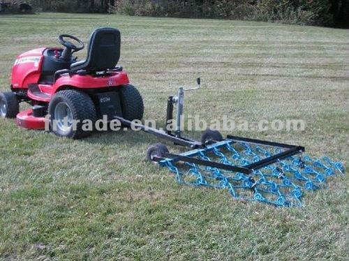 Garden Tractor Drag : Paddock chain harrow rake buy