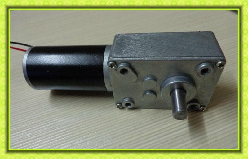 Low Rpm High Torque Worm Gear Motor Dc 12v View Worm Gear