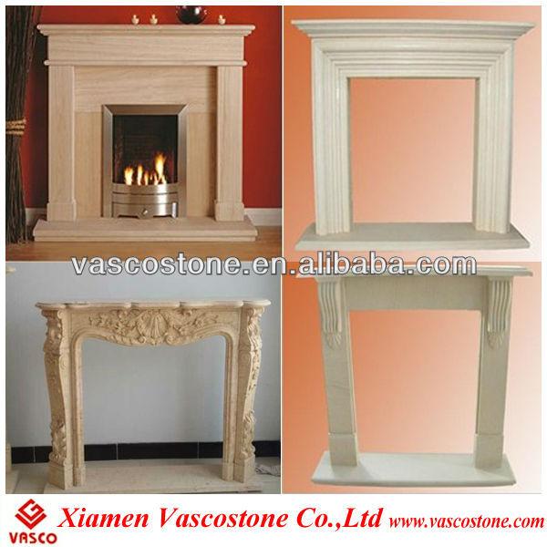 Cheap cast stone fireplace mantel buy cheap stone for Buy stone for fireplace