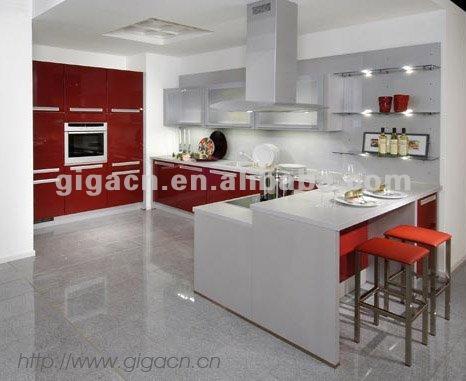 Kitchen Cabinet Made Of The Phenolic Resin Hpl Laminate