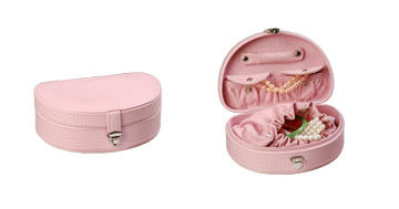 Cute PU cosmetic packaging boxes cosmetic box design