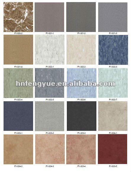 Luxury woven cheap laminate hard vinyl floor tiles for for Hard vinyl floor tiles