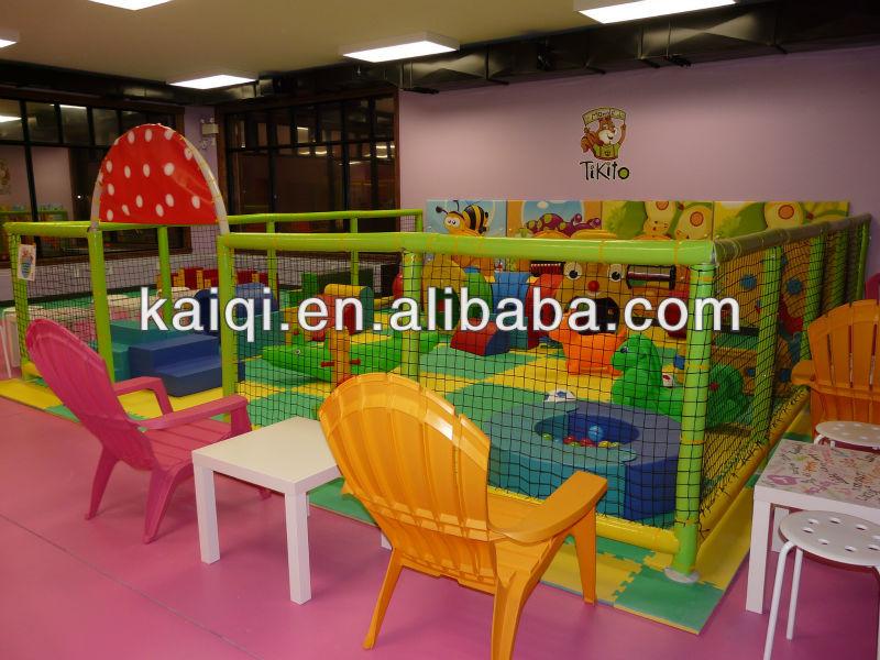 Indoor Toys / Kindergarten Plays / Kfc Play Structure / Used ...