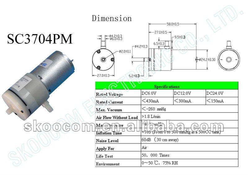 how to make a mini air pump