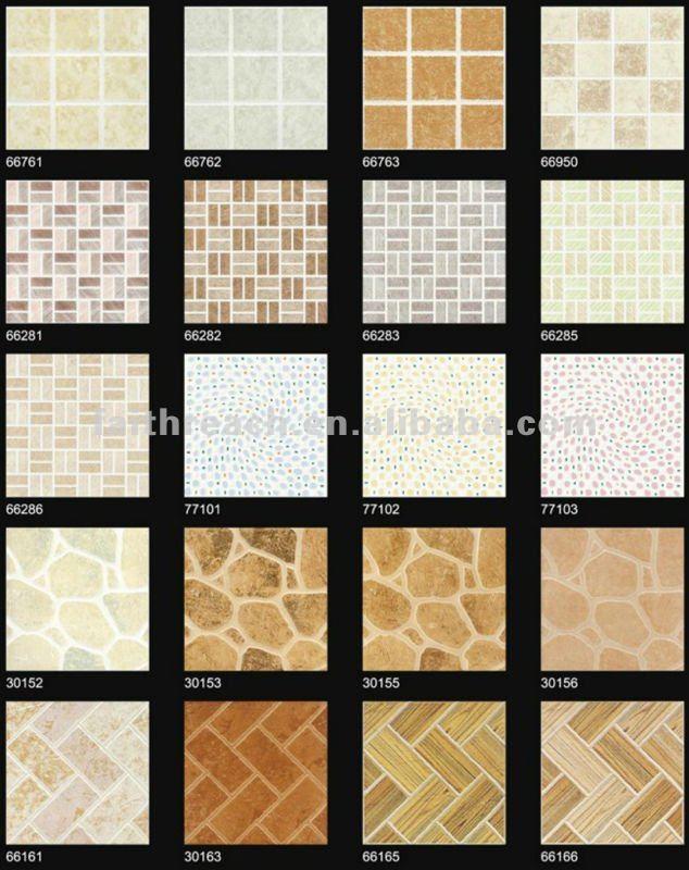 300x300mm ceramic floor tile for dinning room buy tile for Bathroom tiles designs philippines