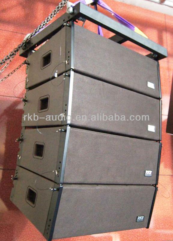 Line Art Box Design : Dual inch line array speaker box design buy