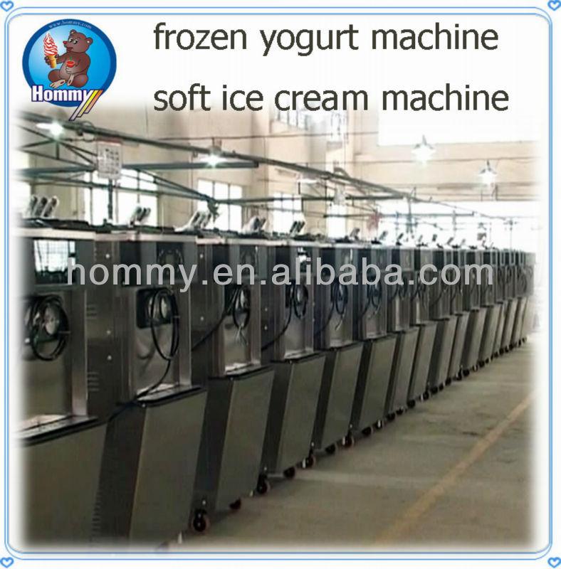 How to: Starting a self-serve frozen yogurt business / shop. Part 1