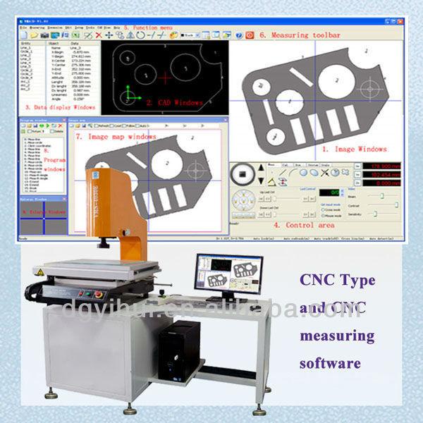 mold detection machine