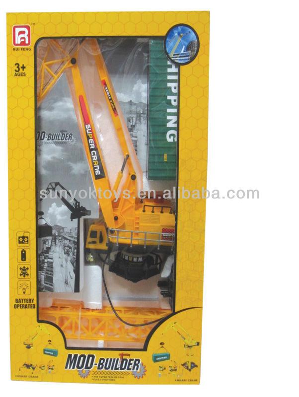 Overhead Crane Remote Control : Large cm ch rc moving portal crane remote control