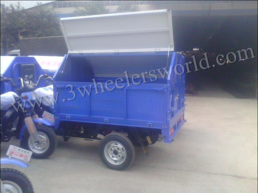 Garbage Truck Power Wheels : Cc water cooled gas power wheel garbage truck