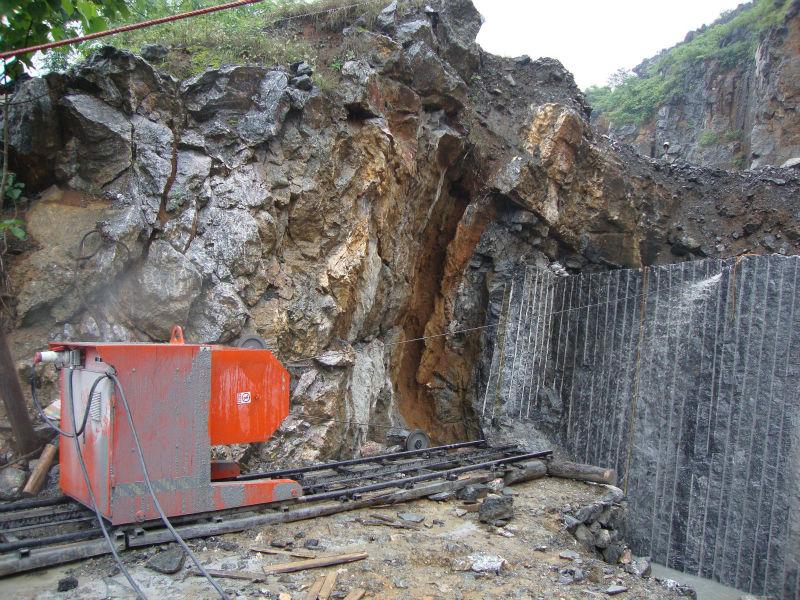Diamond Wire Saw--stone quarry equipment, View stone quarry ...