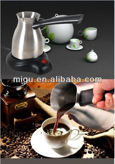 Turkish Coffee Pot - Buy Electric Turkish Coffee Pot,Coffee Pot,Espresso Coffee Pot Product on ...