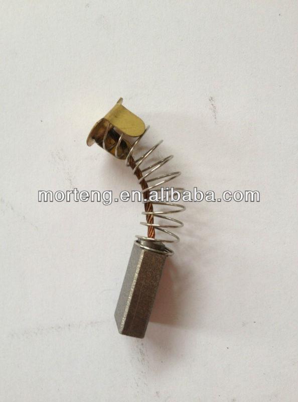 Earthing grounding silver carbon brush for vestas wind for Grounding brushes electric motors