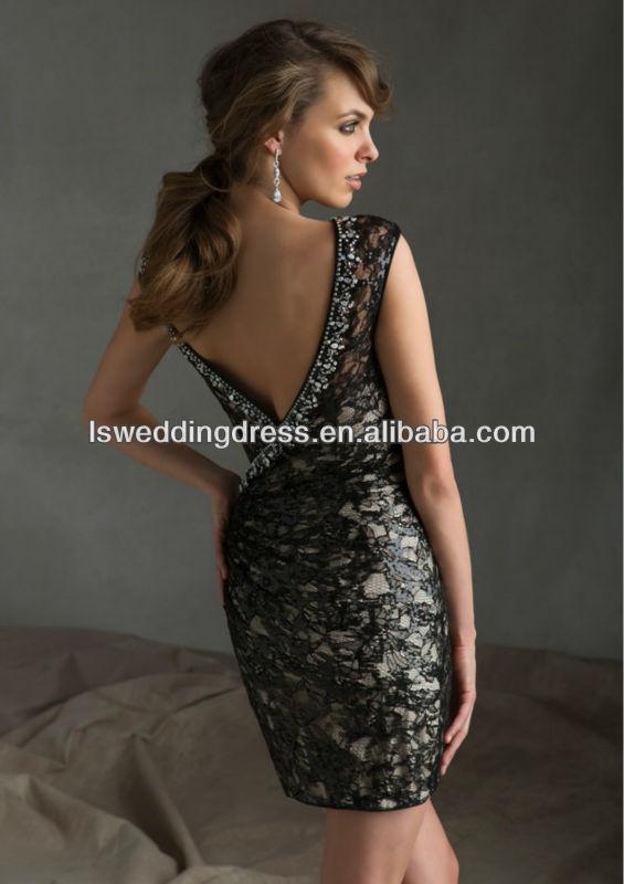 Lace dress pattern gathered