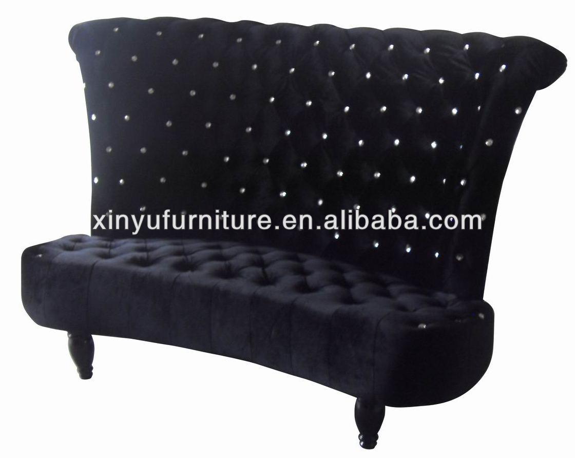 Unique big event love seater high back upholstered sofa - Respaldo para sofa ...