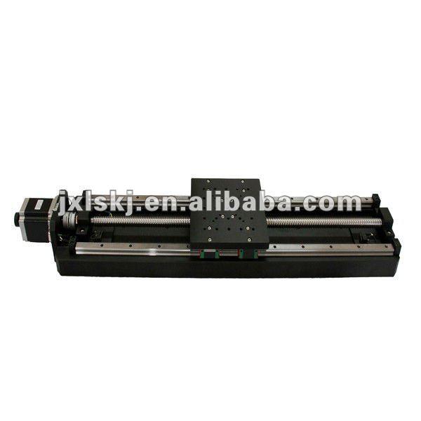 High Load Capacity Standard Stepper Motor Motorized Linear
