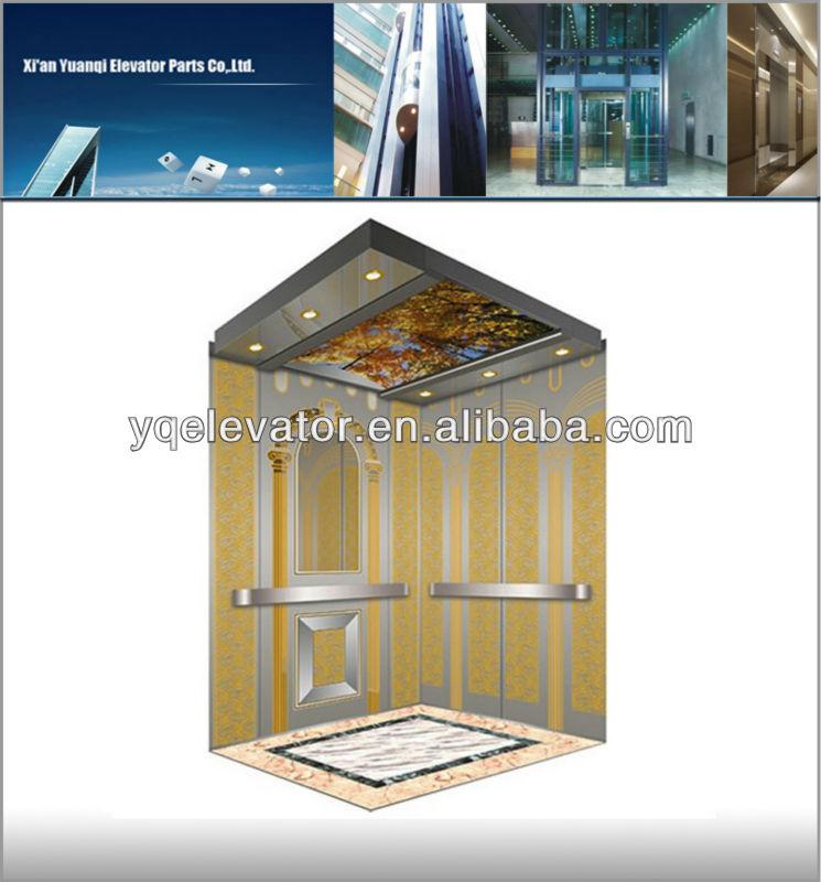Cabin elevator elevator cabin decoration elevator cabin Elevator cabin design