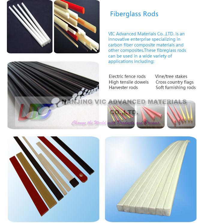 Fiberglass Sheet Light High Strength Colorful Fiberglass