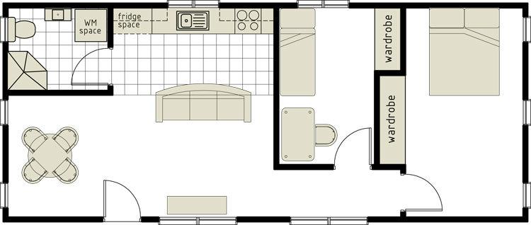 Australia standard granny flat buy australia standard for Buy house plans australia