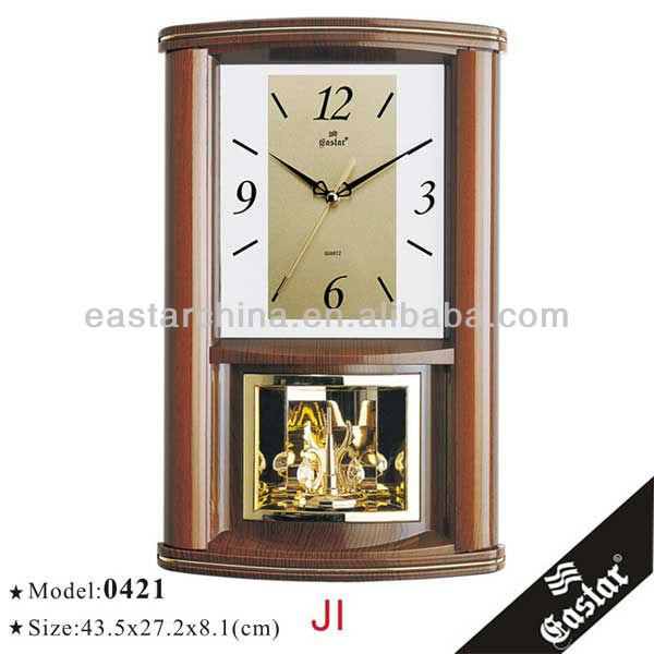 finishing clocks indoor vintage pendulum wall clocks china