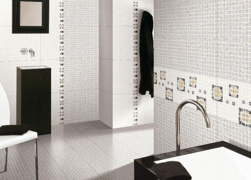 Modern design cheap ceramic wall bathroom tiles view for Discount wall tiles bathroom