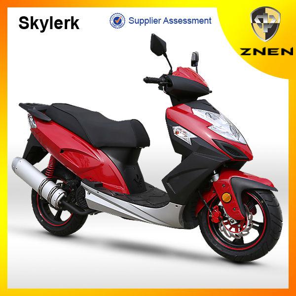 Skylerk znen cheap gas scooter strong 150cc gas scooter for Cheap gas motor scooters