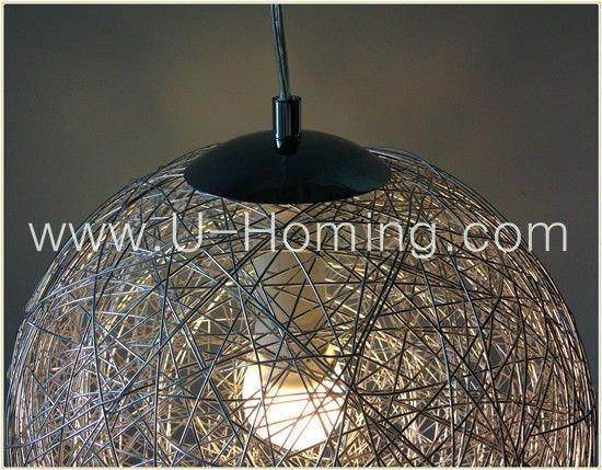 Mesh Wire-ball Pendant Lamp Ph Artichoke Pendant Lamp