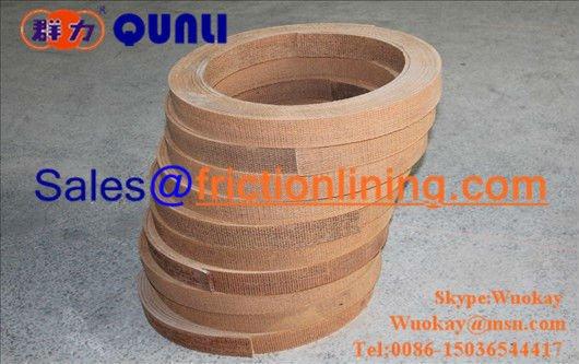 Brake Relining Material : Winch brake band relining material buy