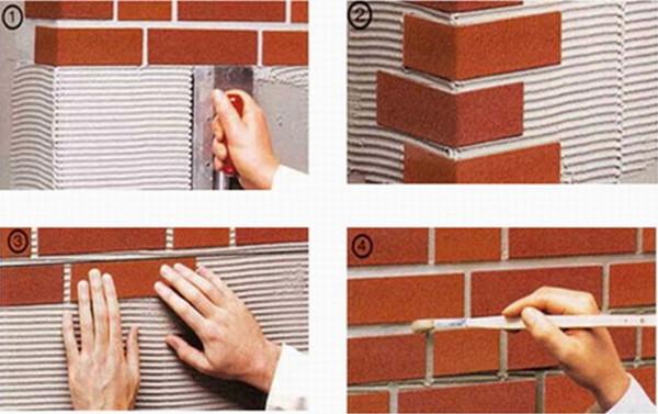 Блок внешний стены кирпичные плитки - buy product on alibaba.