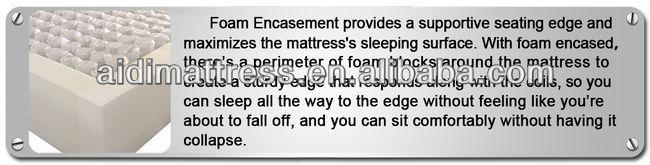 Queen Mattress,Luxury Comfortable Pillow Top Queen Size Mattress,Double Pillow Top Queen Mattress - Jozy Mattress | Jozy.net
