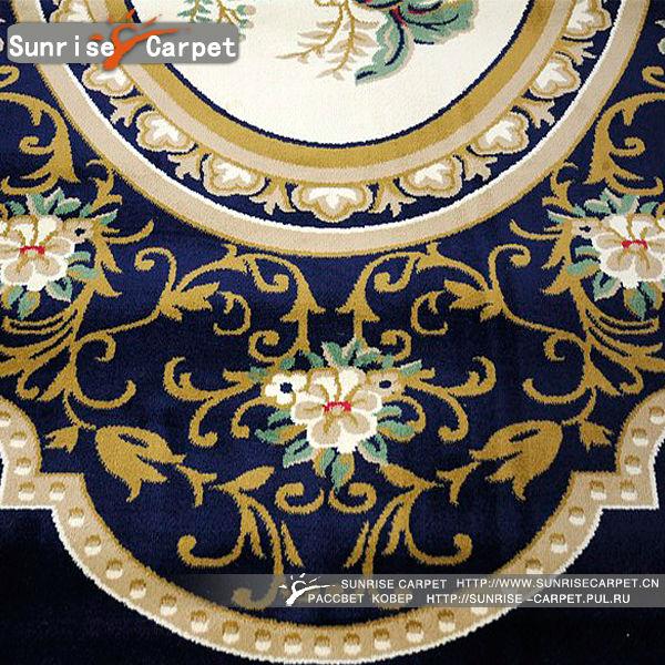 Luxury floral pattern classcial carpets view pattern for Pattern wall to wall carpet