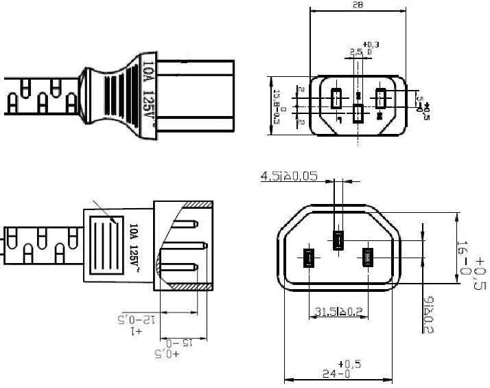 [TBQL_4184]  ☑ 110 Computer Plug Wiring Diagram HD Quality ☑ express-g-diagram .twirlinglucca.it | Iec Computer Wiring Diagram |  | Twirlinglucca.it