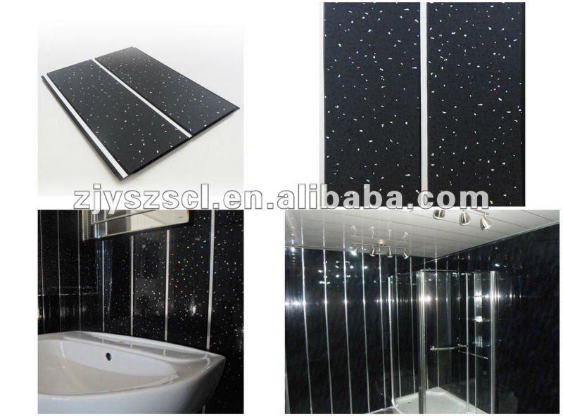High Quality Bathroom Pvc Wall Cladding For UK Market