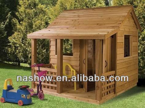 Casinha de madeira projeto