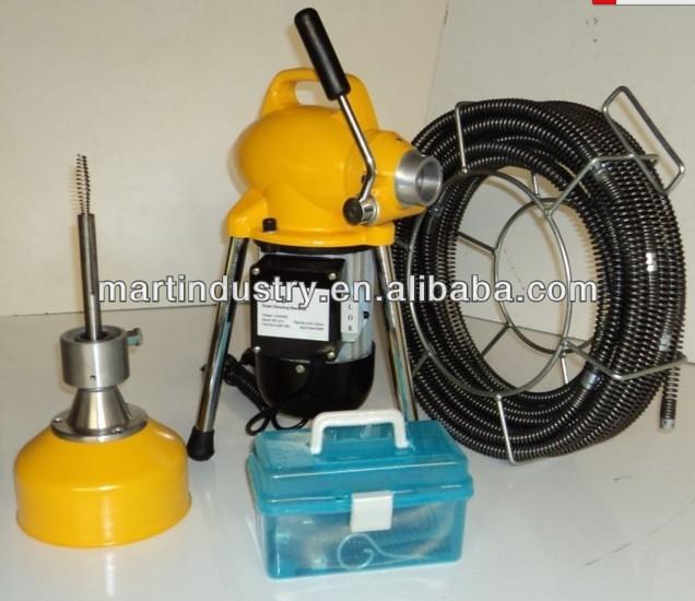 pipe cleaner machine