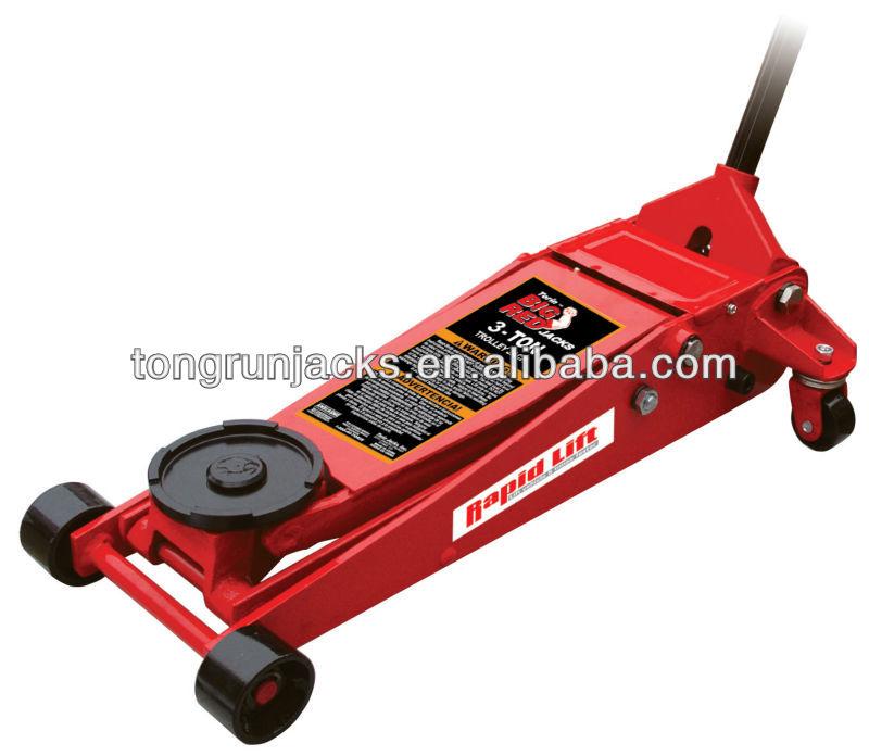 Torin Bigred 3 5ton Low Profile Hydraulic Garage Jack