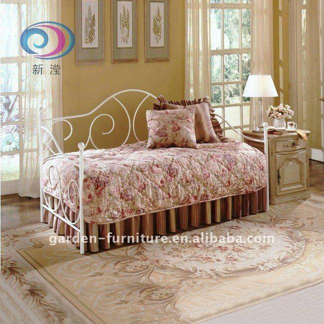 Metal iron sofa bed frame buy sofa bed frame unique bed for Futon para sofa cama